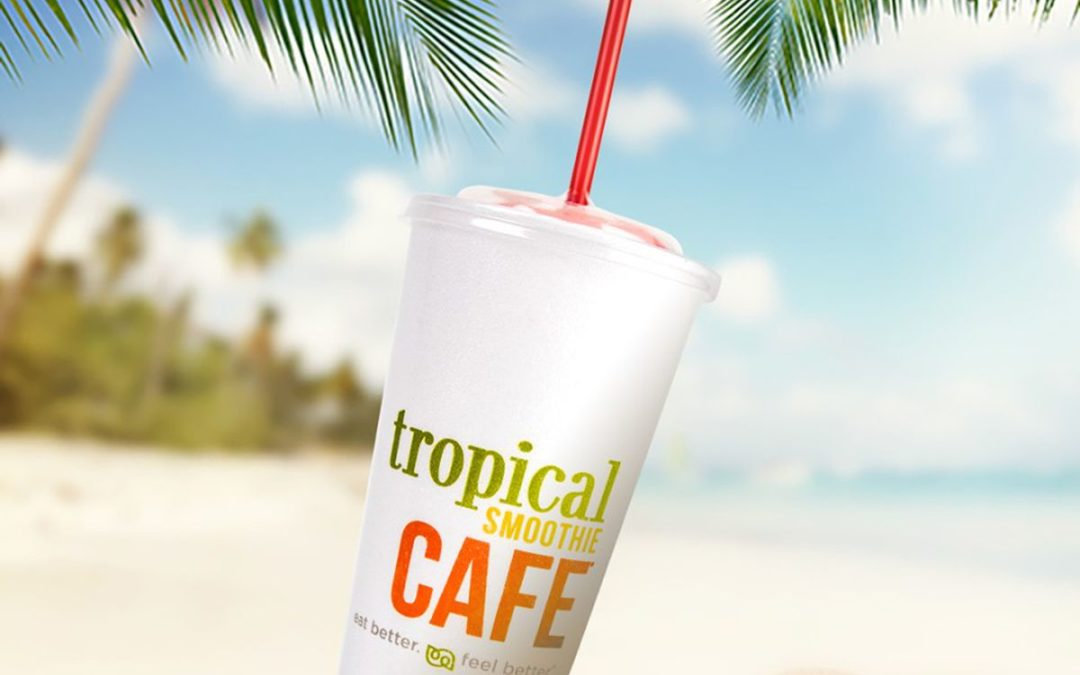 Thank You Tropical Smoothie